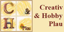 Creativ und Hobby Plau-Logo